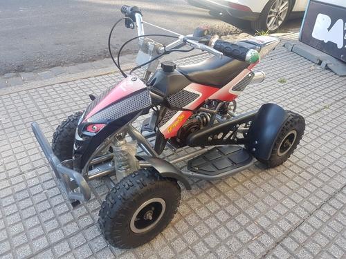 Cuatriciclo Mini Zanella Kids 50cc 2t
