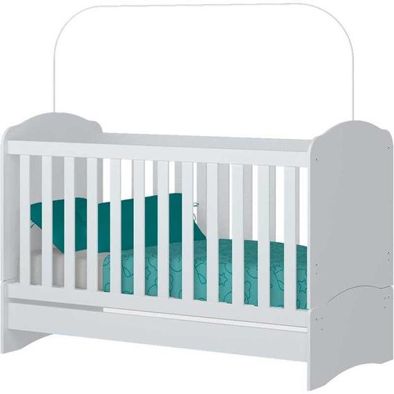 Berço Mini-cama Bala De Menta - Henn
