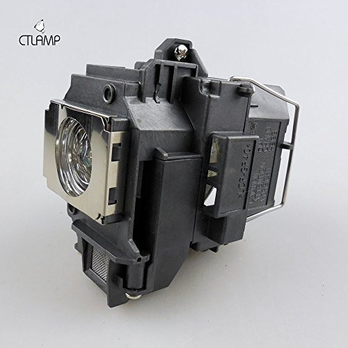 Para Elplp58 Epson Replacement Projector Lamp 0mvw