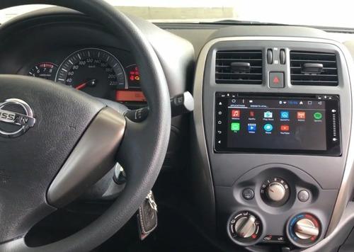 Radio Multimedia Nissan Versa Android Gps Wifi Bt Cámara