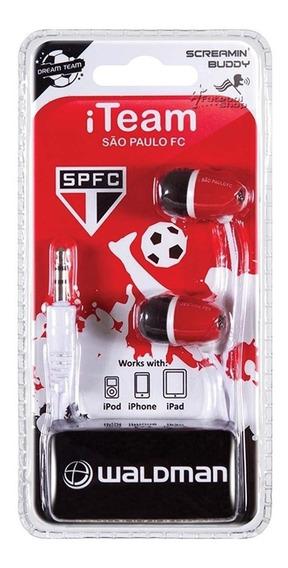 Kit C/ 2 Fone.ouvido Waldman Sb10 Sao Paulo 08788