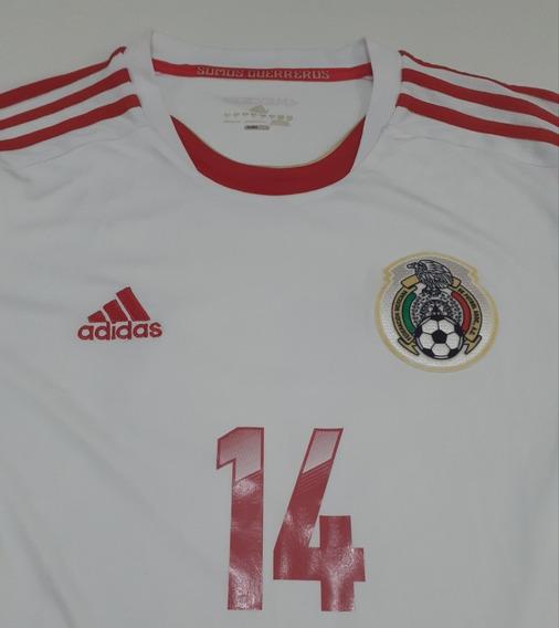 Camisa México 2013 adidas Original Chicharito - Me