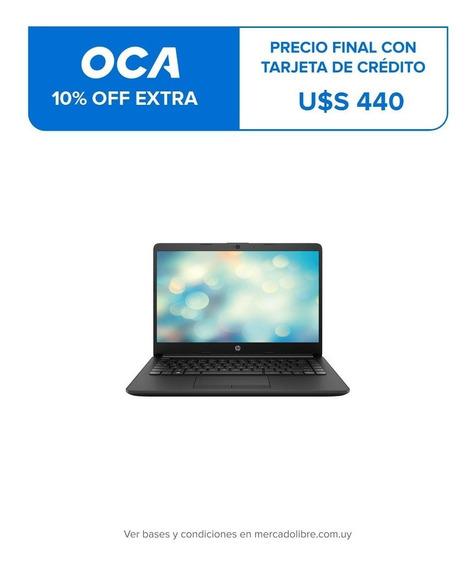 Notebook Hp 14` Hd Amd 4gb/128gb Disco Solido Win 10
