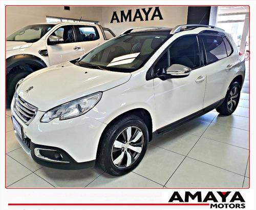 Amaya Peugeot 2008  Griffe 1.6 Thp Extra Full Techo Año 2016