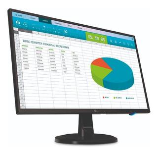 Monitor Hp N246v De 23.8´´ 1920x1080 Full Hd