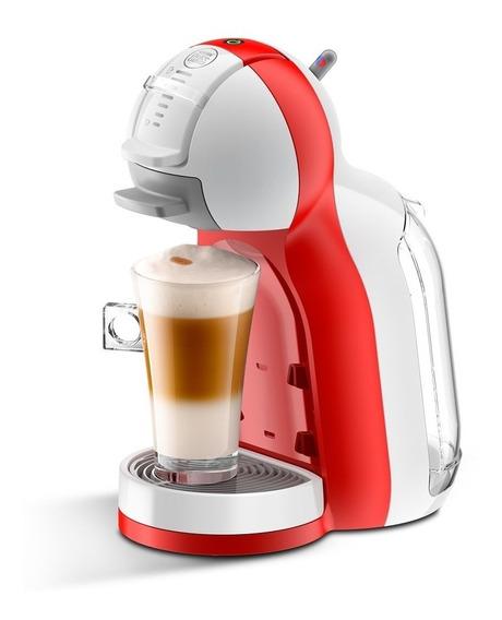Cafetera Nescafé Dolce Gusto Mini Me Automática Roja
