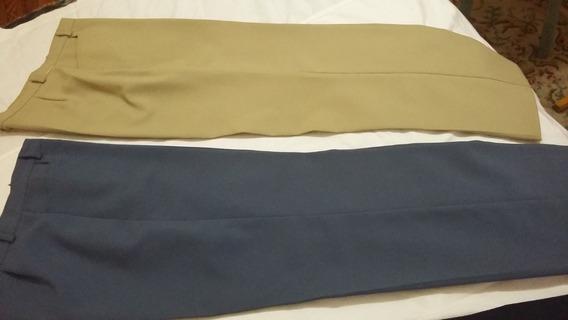 Pantalones De Vestir Los Tres En Combo