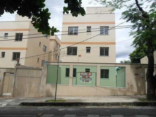 Imagem 1 de 9 de Apartamento Com Área Privativa À Venda, 3 Quartos, 1 Suíte, 2 Vagas, Santa Mônica - Belo Horizonte/mg - 1521