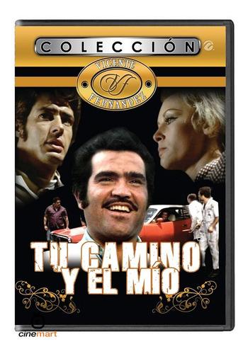 Tu Camino Y El Mío Vicente Fernandez Pelicula Dvd Mercado Libre