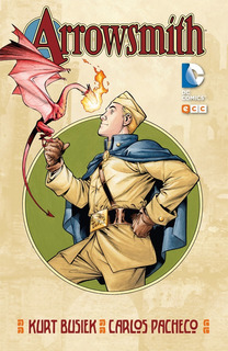Ecc España - Arrowsmith - Dc Comics Elsewords - Nuevo!!