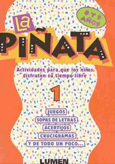Piñata 1 (8/9 Años) - Diana Albala