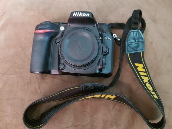 Nikon D7100 Usada Kit