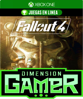 Fallout 4 - Xbox One - N Codigo -