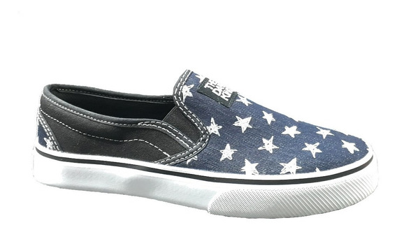 Pancha Estrellas Azul Unisex De Lona The Dark King