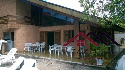 Casa Juquehy (litoral Norte) 1 Quadra Da Praia - 0076