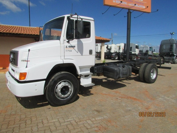 Mb 1620 4x2 Toco - No Chassi