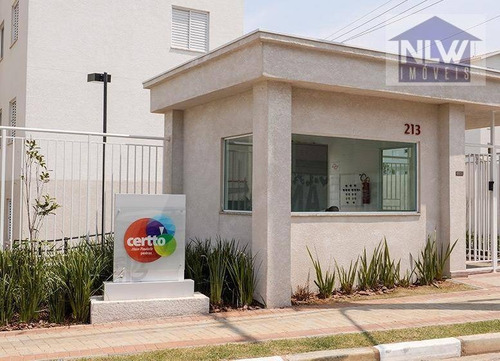 Apartamento Com 2 Dormitórios À Venda, 41 M² Por R$ 180.000,00 - Jardim Nélia - São Paulo/sp - Ap0013