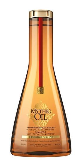 Shampoo Nutrición Cabello Seco Mythic Oil 250 Ml L