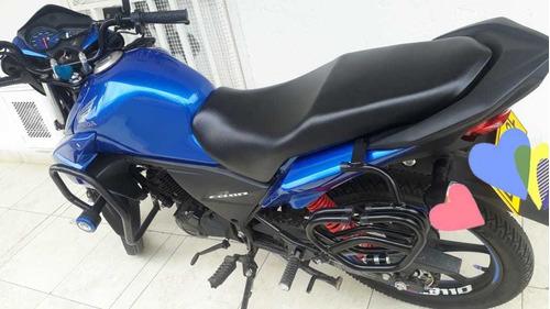 Base Maletas Honda Cb 110