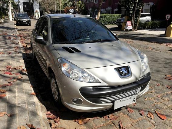 Peugeot 207 Xr 4 Portas - 2011 - Única Dona