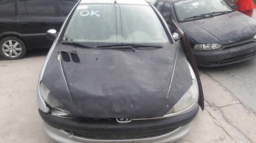 Peugeot 206 Sucata Somente Para Retirada De Peças