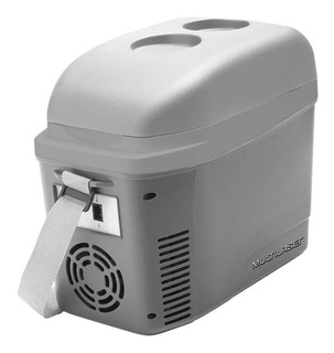 Mini Geladeira Para Carro 12v Cooler Portatil Multilaser