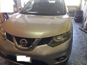Nissan X-trail 2.5 Exclusive 2 Row Ta 2015 Plata