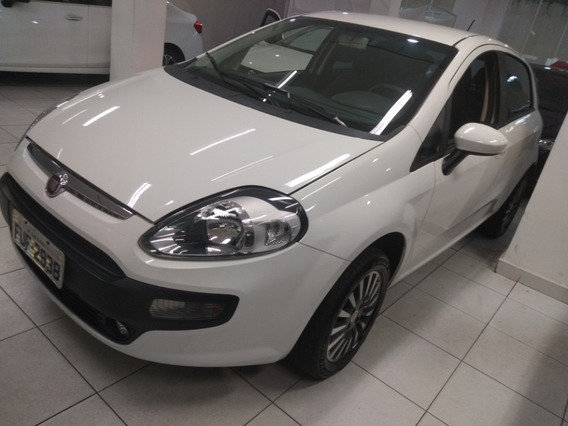 Fiat Punto 1.4 Mpi Attractive 8v Flex Manual