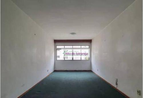 Apartamento Com 2 Dormitórios À Venda, 83 M²  - Vila Mariana - São Paulo/sp - Ap4996