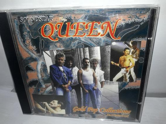 Cd Queen Gold Pop Collections Instrumental 1996 Ja 98
