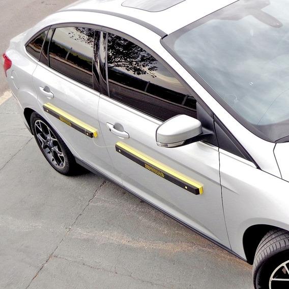 Protetor Removível Portas Carros - 1 Par Com 2 Imãs - Protec