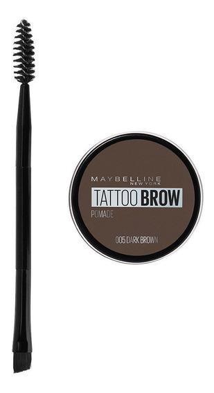 Pomada Para Cejas Maybelline Brow Tattoo Medium Brown
