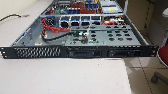 Servidor 1u Blade 2x Xeon E5506 @2.13ghz + 24gb Ram Ecc 1333