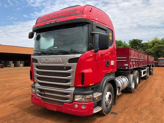 Scania R 440 6x2 Ano 2012 5 Unidades R$265,000,00 Cada