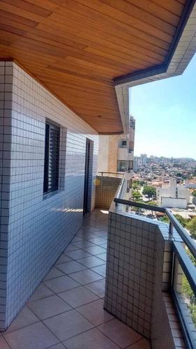 Apartamento À Venda, 123 M² Por R$ 790.000,00 - Vila Marlene - São Bernardo Do Campo/sp - Ap2844