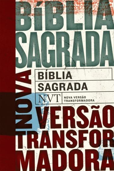 Biblia Nvt - Bíblia Sagrada Nova Versão Transformadora