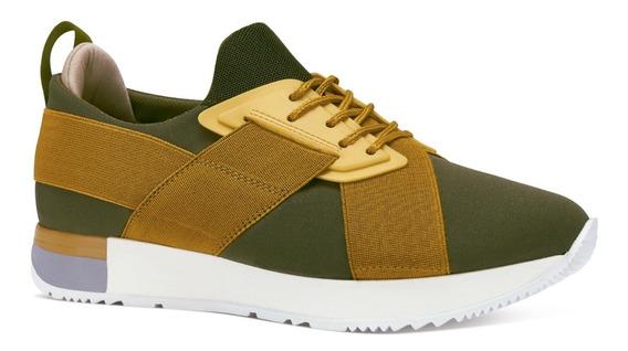 Latin Girl Tenis Casuales Sneakers Moda 3690681