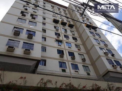 Apartamento À Venda, 70 M² Por R$ 210.000,00 - Campinho - Rio De Janeiro/rj - Ap0093