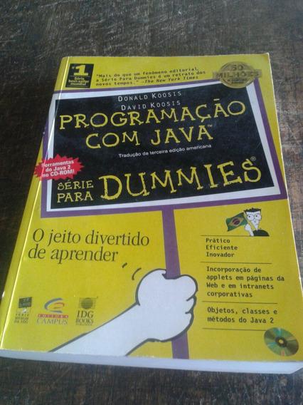 Programação Com Java - Para Leigos