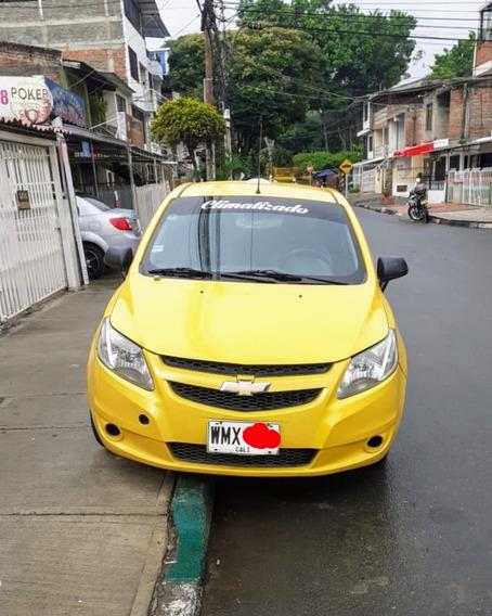 Chevrolet Sail Taxi 2017