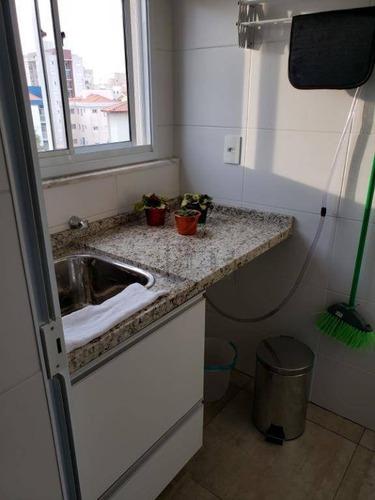 Apartamento À Venda, 92 M² Por R$ 470.000,00 - Parque Campolim - Sorocaba/sp - Ap1620