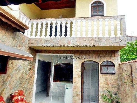 Casa Residencial À Venda, Jardim Marcondes, Jacareí - . - Ca0134