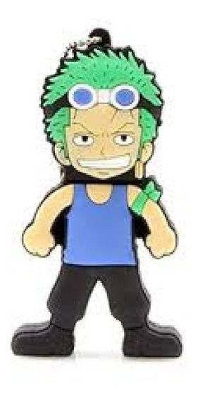 Pendrive 32gb One Piece Roronoa Zoro Toei