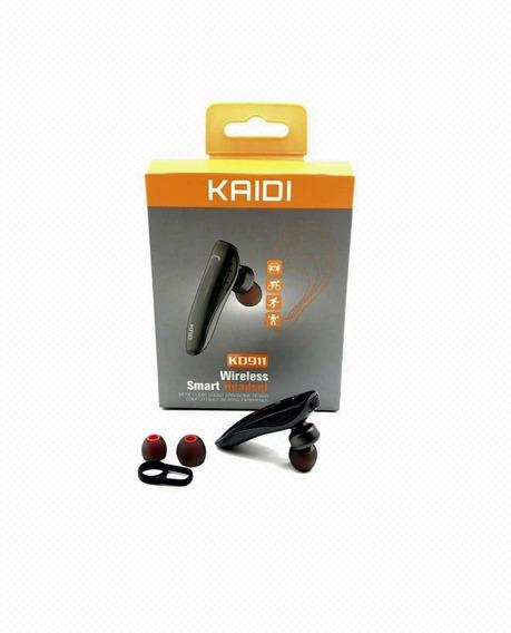 Fone De Ouvido Bluetooth 4.1 Smart Headset Kaidi Kd-911