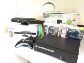 Xbox 360 Elite 120gb Destravado Usado Consoles - Xbox, Usado