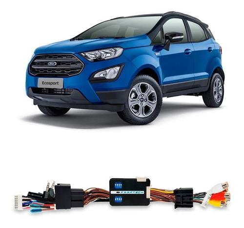 Imagem 1 de 3 de Desbloqueio De Multimídia Com Tv Hd Ford Ecosport 2020/21