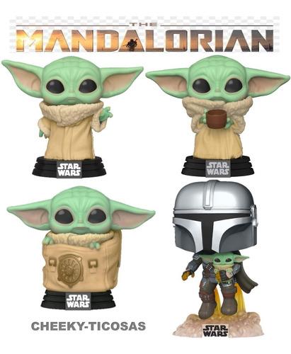 Baby Yoda The Child Grogu Funko Pop The Mandalorian