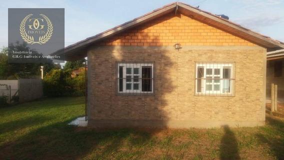 Sítio Com 1 Dormitório À Venda, 560 M² Por R$ 130.000,00 - Águas Claras - Viamão/rs - Si0045