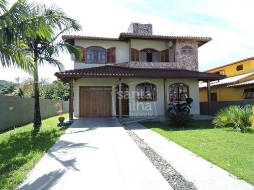 Imagem 1 de 30 de Casa Com 6 Dormitórios À Venda, 240 M² - Campeche - Florianópolis/sc - Ca2095