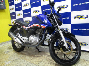 Honda Cg 160 Titan Flex 18/19